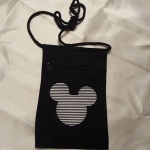 Cute Mickey Mouse canvas crossbody